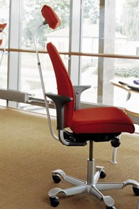 chaise de bureau hag h05