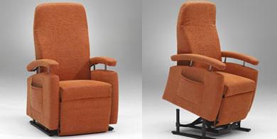 fauteuil de d tente ergoform mal de dos. Black Bedroom Furniture Sets. Home Design Ideas