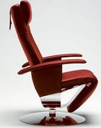 metallica fauteuil confort