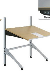 table pour le dos
